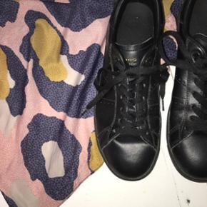 1720fc66112 Sorte læder sko/sneakers fra mango/MNG. - København - Sorte læder sko