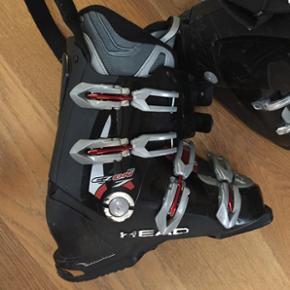 HEAD EZON skistøvler. Str. 27 (=41) bru - København - HEAD EZON skistøvler. Str. 27 (=41) brugt på 3 skiferier - København