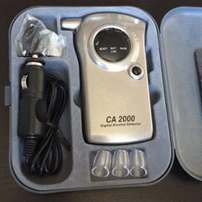 CA2000 promille måler - Randers - CA2000 promille måler - Randers