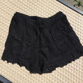Mega cute blonde shorts. Aldrig brugt og - Århus - Mega cute blonde shorts. Aldrig brugt og 100% bomuld