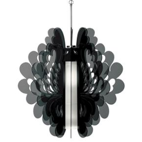 Design by us - Papillon lampe. Nypris 23 - Aalborg  - Design by us - Papillon lampe. Nypris 2300 kr. - Aalborg