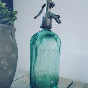 Smuk fransk sifon i grønlig farve - Horsens - Smuk fransk sifon i grønlig farve - Horsens