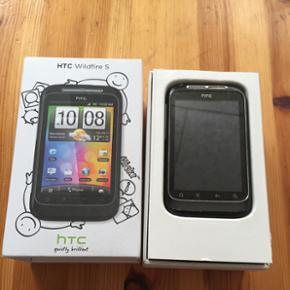 HTC Wildfire S. Virker uden problemer. K - Esbjerg - HTC Wildfire S. Virker uden problemer. Kom med et bud - Esbjerg