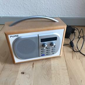 DAB Radio. I fin stand - København - DAB Radio. I fin stand - København