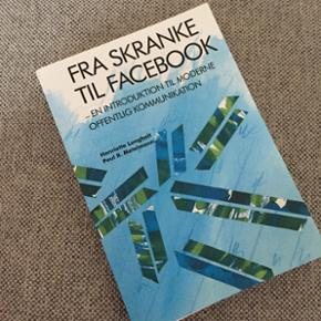 Fra skranke til Facebook - Nogen der man - Odense - Fra skranke til Facebook - Nogen der mangler denne bog :)? - sælges til en god pris. Aldrig brugt ! Nypris 650kr - Odense