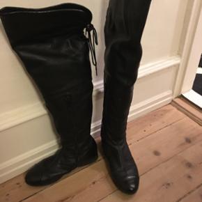 Støvler 39 lange køb og salg | Find den bedste pris! side