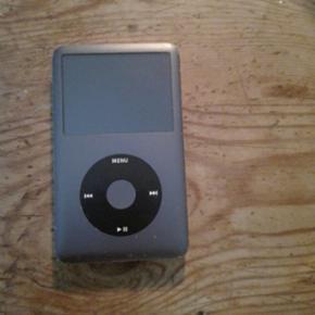 Sælger min gamle Ipod 160GB, kom med et - København - Sælger min gamle Ipod 160GB, kom med et bud. - København