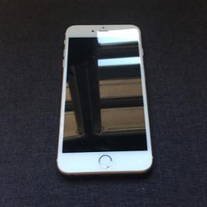 Iphone 6 plus 128 gb Sælger denne iphon - Næstved - Iphone 6 plus 128 gb Sælger denne iphone 6 plus, i perfekt stand, ingen riser i skærmen og ingen riser i bag på eller rundt om. Der medfølger selvfølgelig æsken og høretelefoner som slet ikke er blevet brugt - Næstved