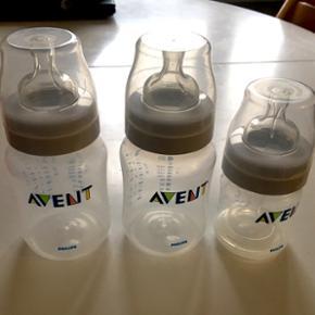 Avent steriliserer til micro-ovn samt Av - København - Avent steriliserer til micro-ovn samt Avent sutteflasker alle sammen aldrig brugt