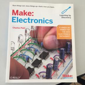 Make Electronics - lækker bog omkring o - Aalborg  - Make Electronics - lækker bog omkring opsætning og etc af elektriske kredsløb - leg med arduino etc - kom gerne med bud - Aalborg