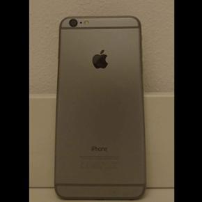 IPhone 6 plus 16 GB sort/sølv Prisen er - Næstved - IPhone 6 plus 16 GB sort/sølv Prisen er fast. - Næstved