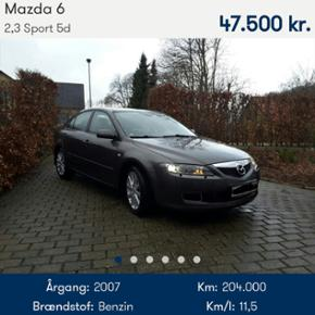 Mazda 6 - Aalborg  - Mazda 6 - Aalborg