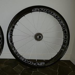 Spinergy hjul kørt under 200km. med til - Esbjerg - Spinergy hjul kørt under 200km. med tilhørende bremseklodser 100% ok - Esbjerg