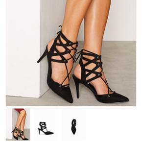 Sælger de her lækre sko fra Nelly i st - København - Sælger de her lækre sko fra Nelly i str. 40. De har aldrig været brugt eller prøvet på. Ny pris er 449kr, er åben for bud. Vil gerne undgå at sende dem. De er i Albertslund. - København