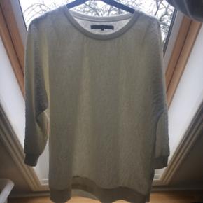 Sweatshirt med mønster fra Minimum i st - Randers - Sweatshirt med mønster fra Minimum i str. S - Randers