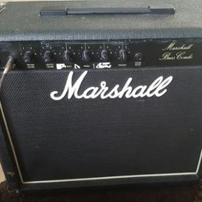 Guitar forstærker Vintage guitar forst? - Aalborg  - Guitar forstærker Vintage guitar forstærker. Marshall 5503 Bass Combo. Lyder super godt. Båd til guitar og Bass guitar og evt keyboard. - Aalborg