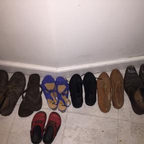 Women's shoes 37-38 , men's shoes 42. Ki - København - Women's shoes 37-38 , men's shoes 42. Kids sandal 8/27 - København