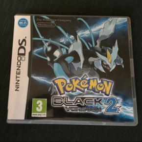 Nintendo DS - Pokemon Black2 - København - Nintendo DS - Pokemon Black2 - København