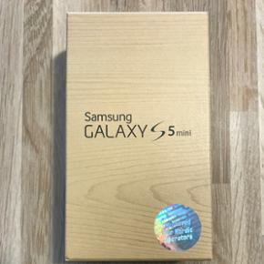Samsung Galaxy S5 mini Mangler kun høre - Kalundborg - Samsung Galaxy S5 mini Mangler kun høretelefonerne men ellers er alt andet deri Mobilen er ikke brugt Køber betaler fragt:) - Kalundborg