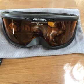 Alpina skibriller, kan justeres i remmen - Bramming - Alpina skibriller, kan justeres i remmen - Bramming