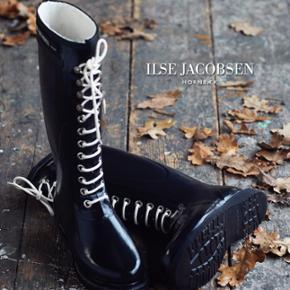 Sælger mine stort set nye gummi støvle - Esbjerg - Sælger mine stort set nye gummi støvler fra ilse Jacobsen str 40. BYD Befinder sig i Esbjerg N Tarp - Esbjerg