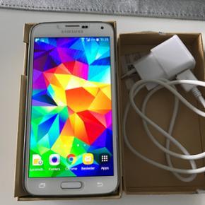 Samsung Galaxy S5. 16 GB. 2 covers medf? - Hillerød - Samsung Galaxy S5. 16 GB. 2 covers medfølger. - Hillerød