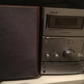 Sony radio anlæg. Med cd og radio. God  - Svendborg - Sony radio anlæg. Med cd og radio. God kvalitet - Svendborg