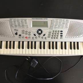 Keyboard 570. Gmb fungere helt som det s - København - Keyboard 570. Gmb fungere helt som det skal. Dragør - København