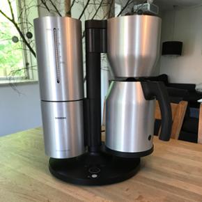 Siemens Porsche design, Kaffemaskine. Vi - Odense - Siemens Porsche design, Kaffemaskine. Virker