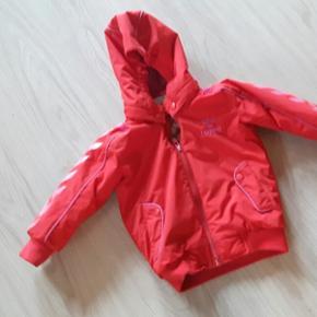Hummel vinterjakke str. 92 i rød (6840) - Esbjerg - Hummel vinterjakke str. 92 i rød (6840) - Esbjerg