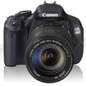 Sælger mit Canon eos600D, rigtig god st - København - Sælger mit Canon eos600D, rigtig god stand - København