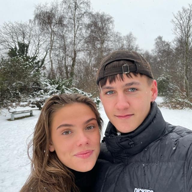 Liva Winther & Marius Aukdal