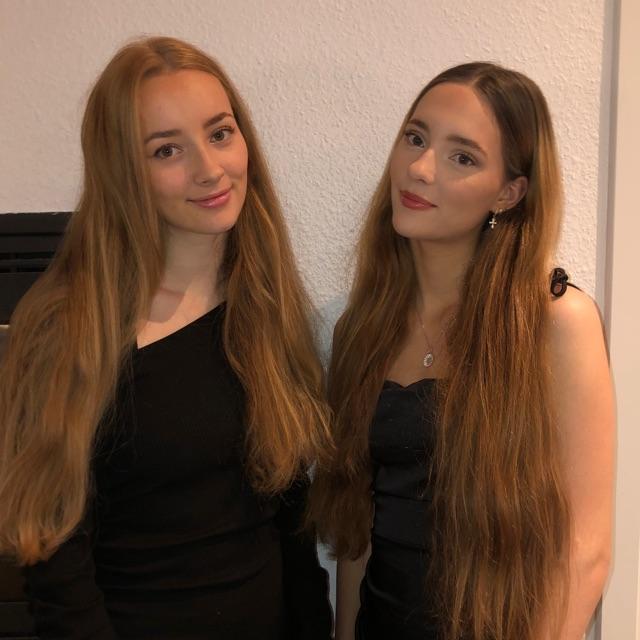Julie og Sofie Boll