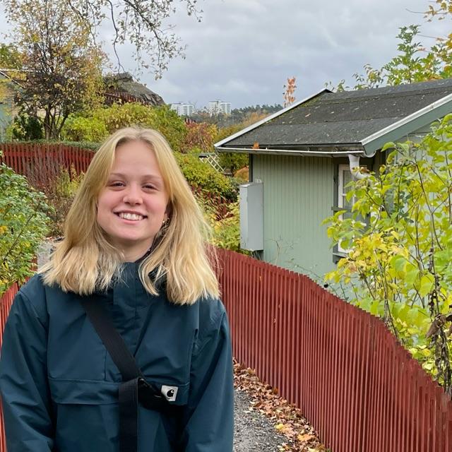 Clara May  Frederiksen