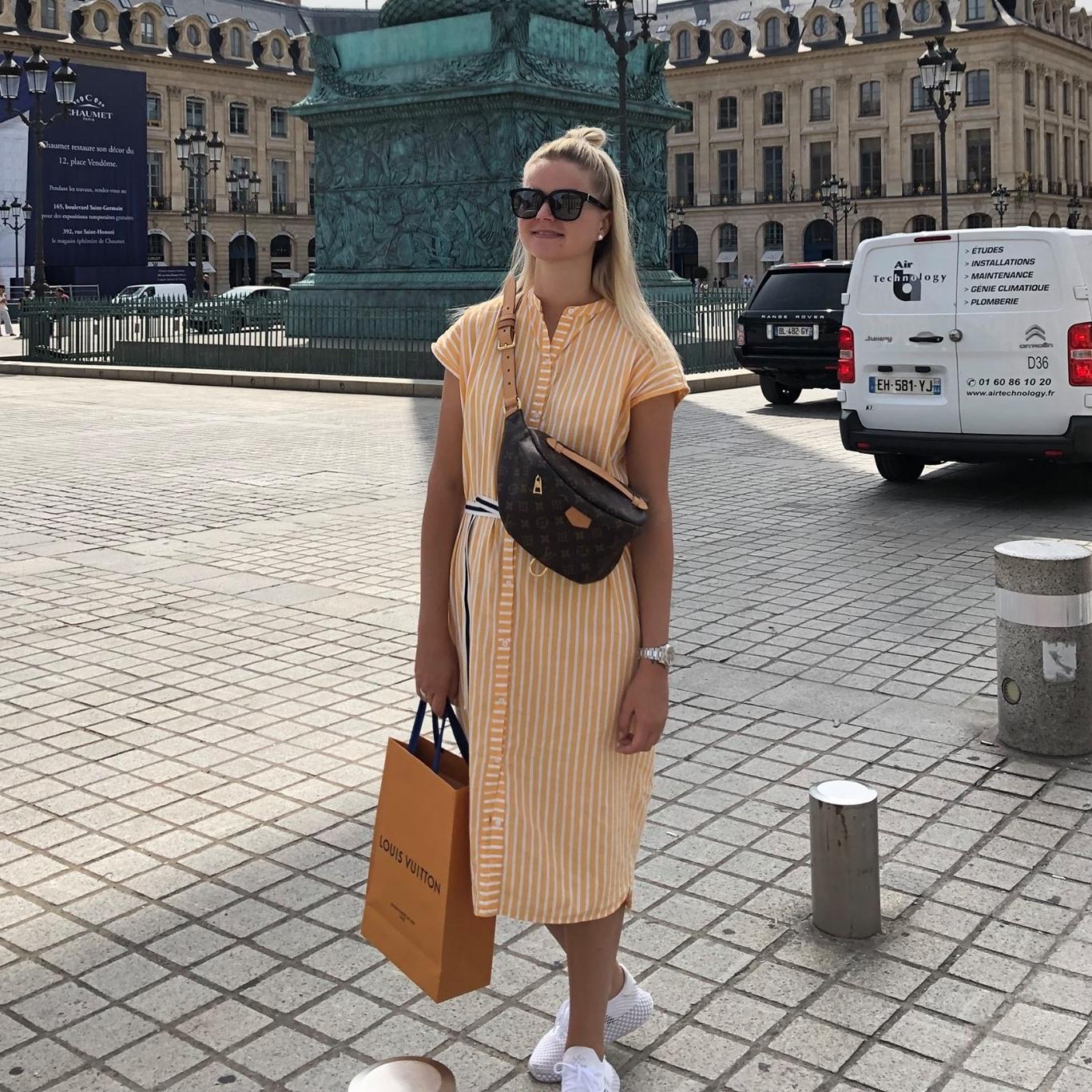 Karoline Mathilde Vinther Hansen