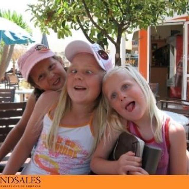 mors tre engle piger