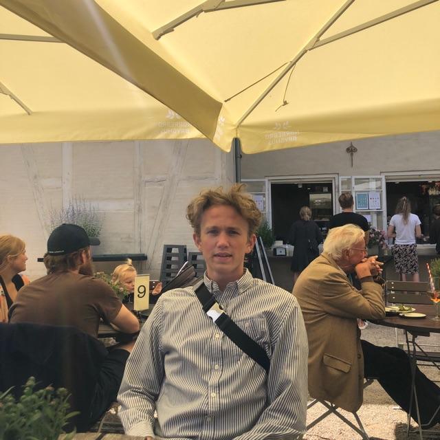 Oscar Munk Andreasen