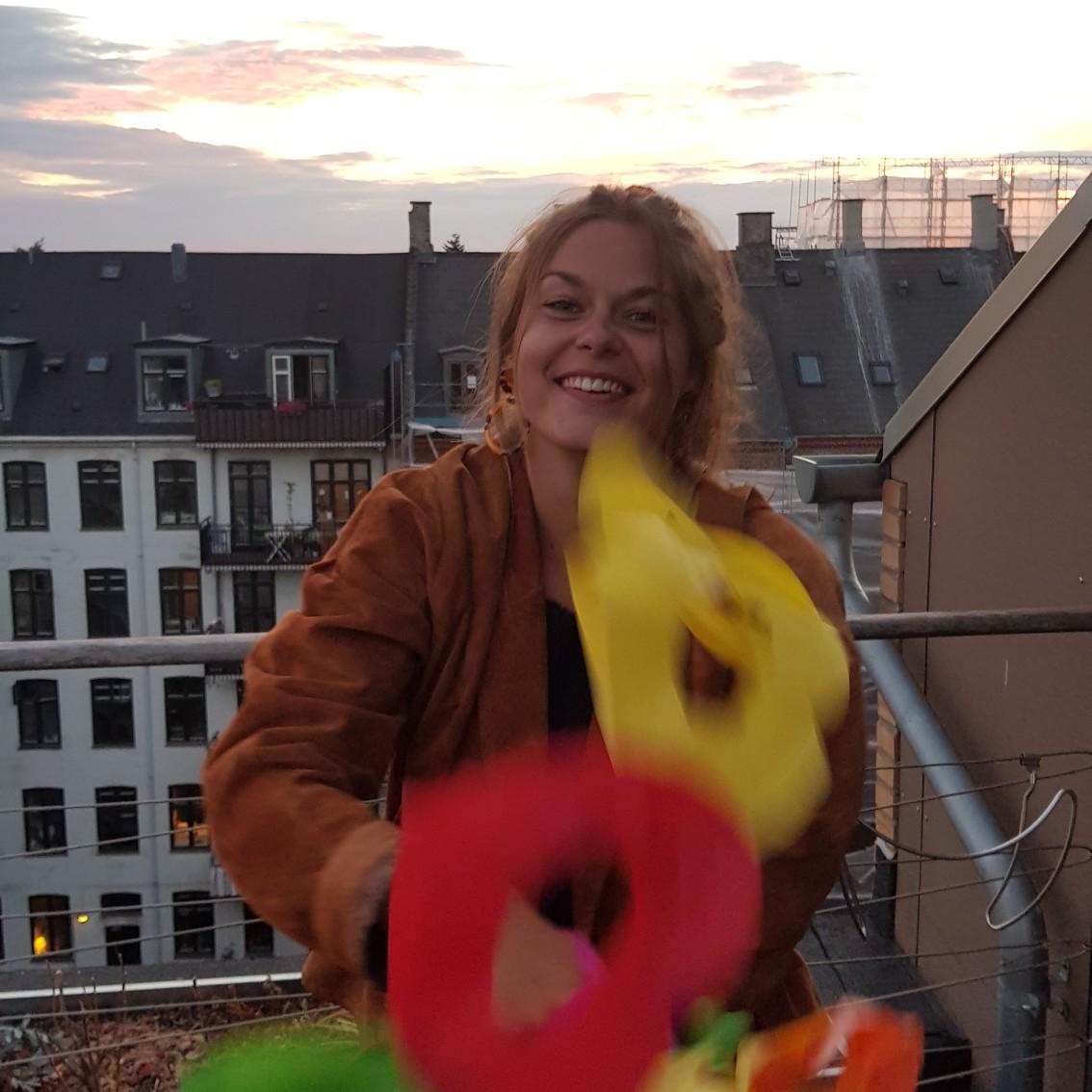 Nadia  Poulsen