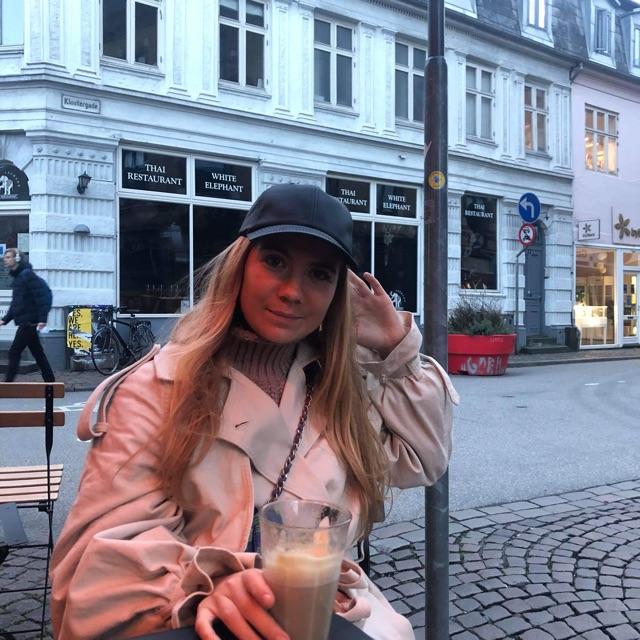 Sarah Johanne Henningsen Buchhave