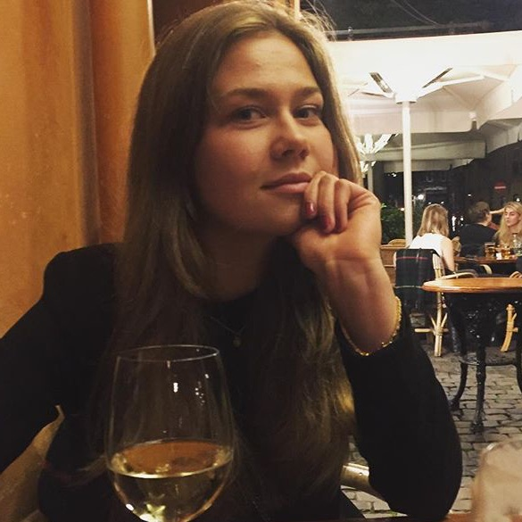 Kirstine  Kjær larsen