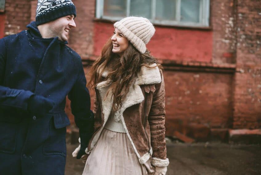 cuffing season find love