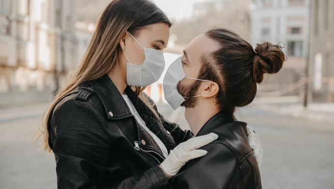 online dating coronavirus