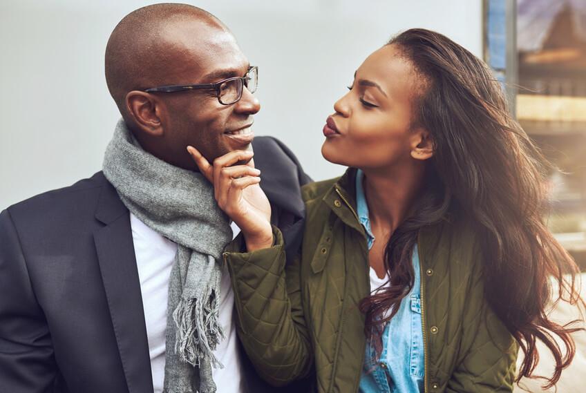 black dating sites