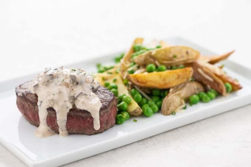 homechef sirloin steak
