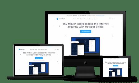 HotSpot Shield Review - A lifetime VPN subscription for just $99 99!