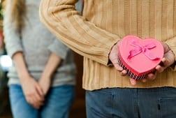 Premier rendez-vous le jour de la Saint-Valentin