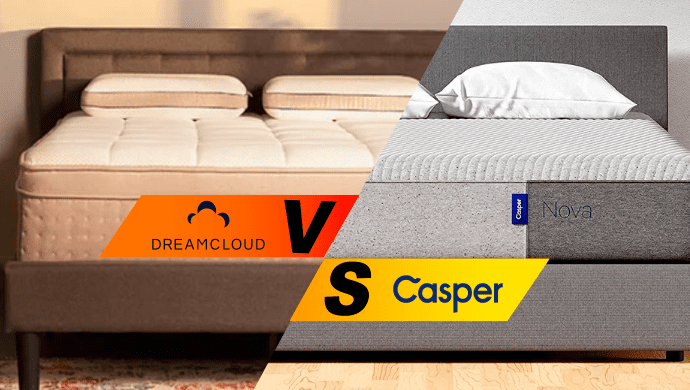 dreamcloud vs casper