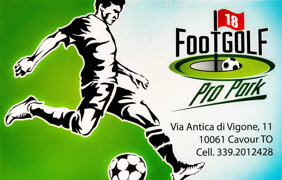 PARTITA A FOOTGOLF