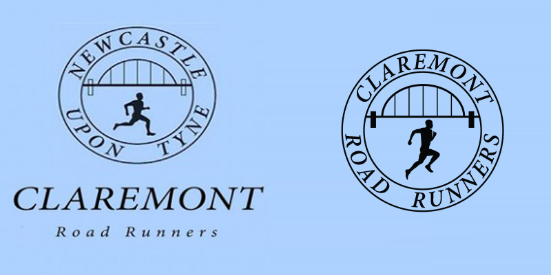 Claremont Road Runners Logo Before After