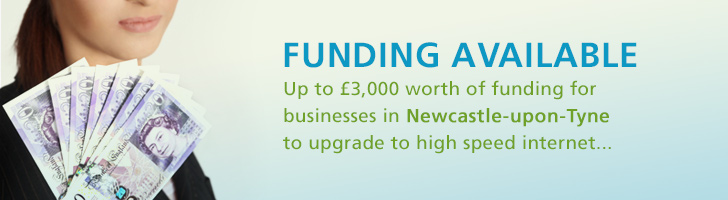 Funding Available Newcastle